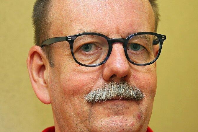 Heiko Döhler ist neuer Vorsitzender des Linke-Kreisverbands Zwickau.
