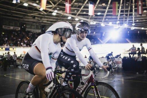 EM-Gold für Bahnradfahrerin Miriam Welte