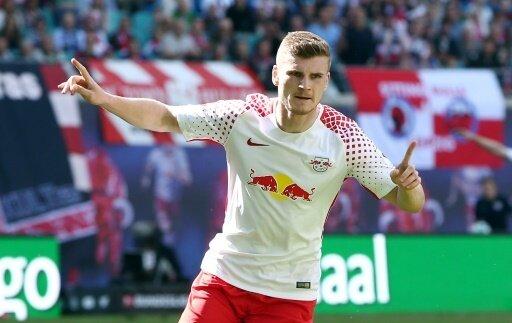 Timo Werner sieht seine Zukunft vorerst bei RB Leipzig