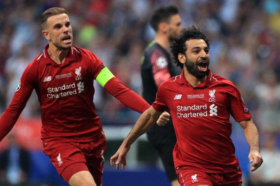 Liverpool gewinnt die Champions League