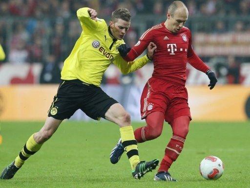 Robben (r.) erzielte das spielentscheidende 1:0