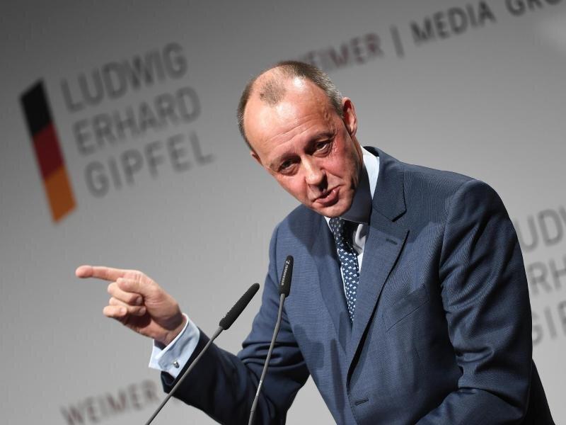 Friedrich Merz, Vizepräsident des Wirtschaftsrates der CDU, will Teil des nächsten Wahlkampfteams sein.
