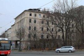 Das alte Gebäude an der Bahnhofstraße ist nach 160 Jahren Hotelgeschichte für den Abriss vorgesehen.