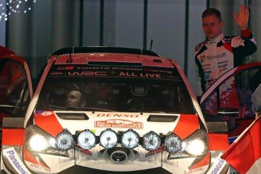 Este Tänak bei Argentinien-Rallye vorn