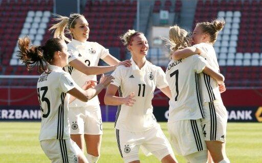 Die DFB-Frauen testen im Oktober gegen Österreich