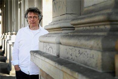 Der Schriftsteller Ingo Schulze lebt in Berlin.