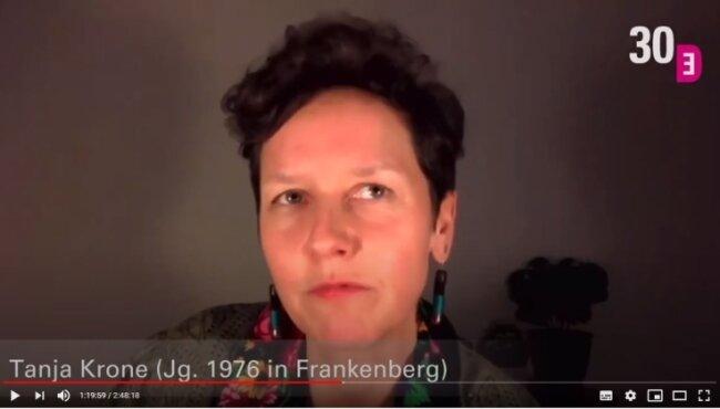 Tanja Krone aus Frankenberg berichtet bei Youtube von ihren Erfahrungen aus der Arbeitswelt.