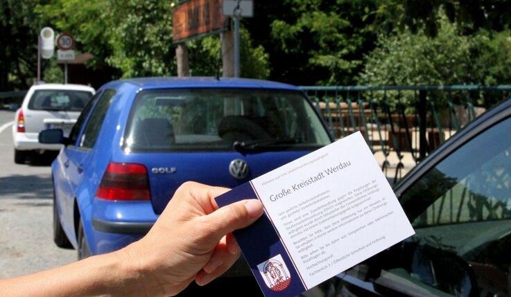 """<p class=""""artikelinhalt"""">Fahrzeughalter, die am Donnerstag an der Kober gegen die Straßenverkehrsordnung verstießen, bekommen Post aus dem Rathaus.</p>"""