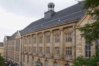 Das Ernst-Seifert-Haus ist ein Bestandteil des gesamten denkmalgeschützten Palla-Komplexes.