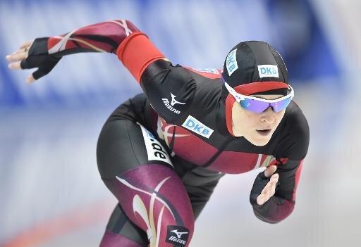 Überraschender Weltcup-Sieg: Judith Hesse in Heerenveen