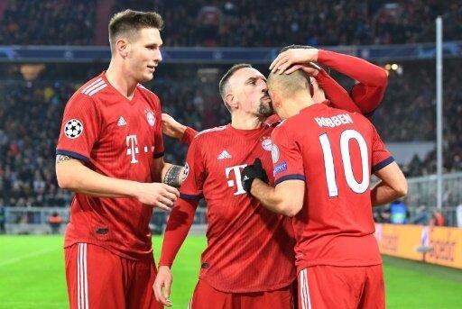 Robben schießt sein 25. Tor in der Champions League