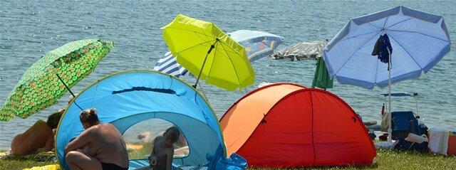 Endlich Sommer: Hitzerekord zu Pfingsten