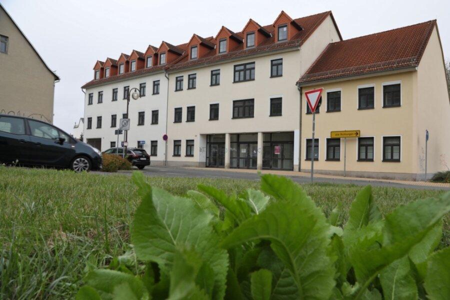 Das alte Arbeitsamt an der Hoffnung hat sich seit dem Auszug der Behörde vor ein paar Jahren zu einem Schandfleck in der Glauchauer Innenstadt entwickelt.