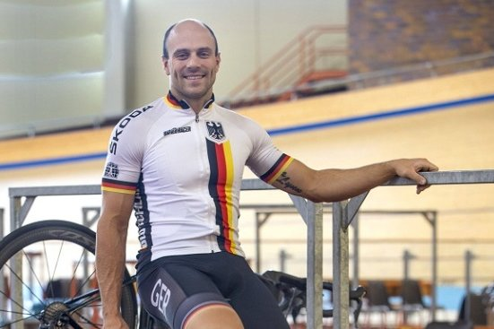 Maximilian Levy startet als einziger Deutscher bei der Bahnrad-EM in Plowdiw.