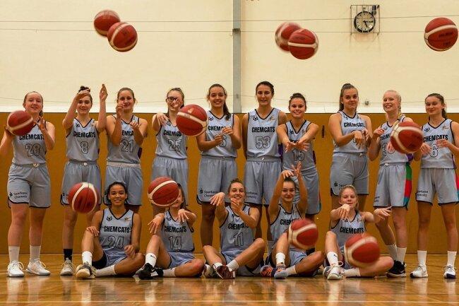 Vorfreude auf das erste Spiel nach vier Monaten Pause: Die Chemcats steigen am Samstag wieder in den Spielbetrieb der 2. Basketball-Bundesliga ein.