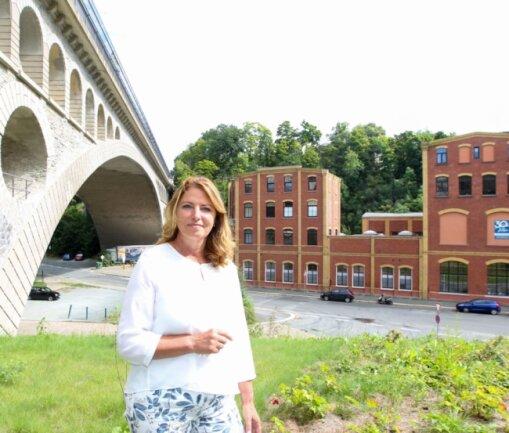 Annett Schmidt ist seit mehr als 20 Jahren Geschäftsführerin der Fördergesellschaft für berufliche Bildung Plauen-Vogtland. Bereits die Vereinsgründung im Januar 1991 hat die Plauenerin miterlebt.