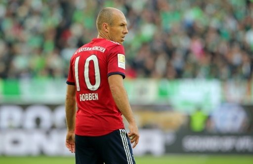 Muss erneut aussetzen: Arjen Robben