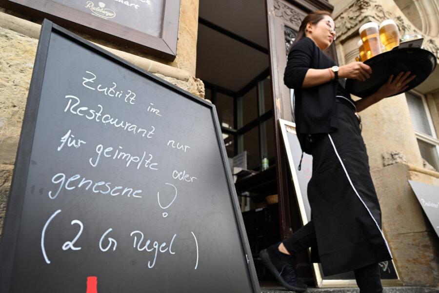 Corona-Lage in Sachsen: Diese Regeln gelten ab Donnerstag in Sachsen