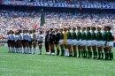 Das WM-Finale 1986 zwischen Argentinien und Deutschland