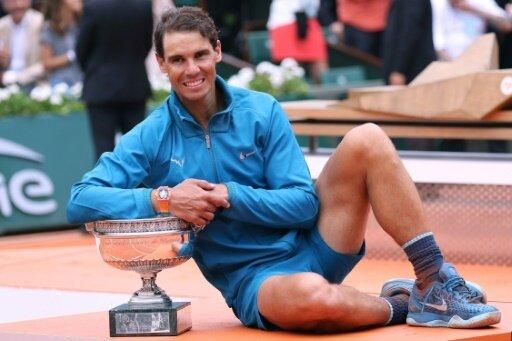 French-Open-Gewinner Nadal sagt Turnier in London ab