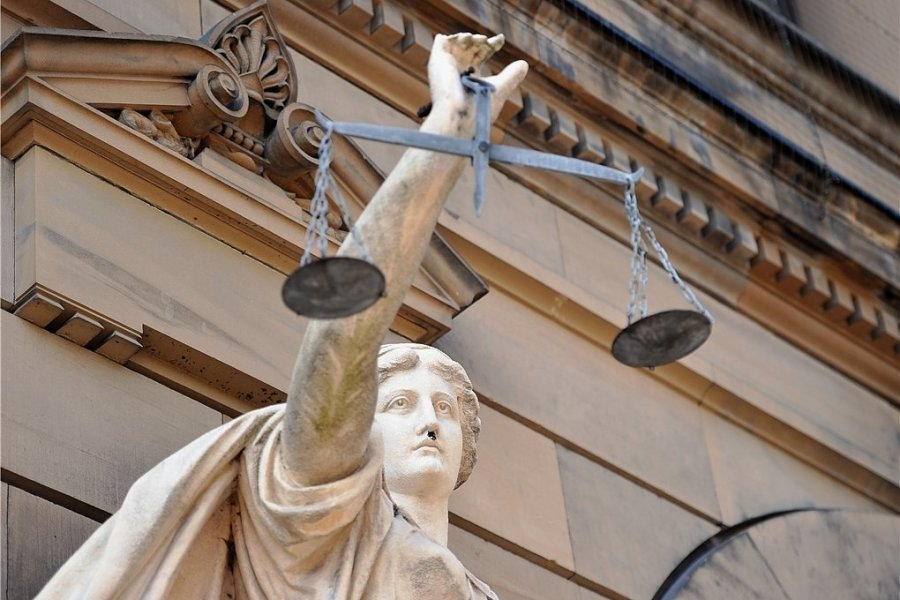 Verhandlung im Amtsgericht: Kinderporno-Besitzer offenbar kein Entblößer