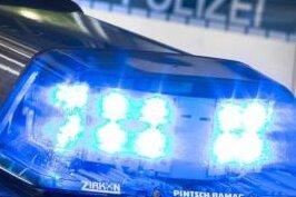 Verfolgungsjagd zwischen Steinpleis und Zwickau endet mit Schüssen