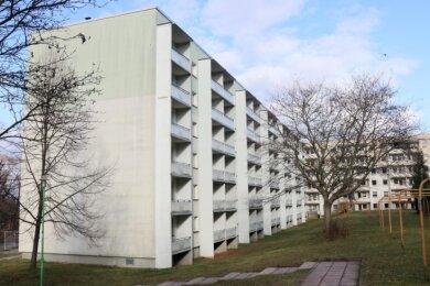 Das Gebäude an der Neuplanitzer Straße soll schrumpfen.