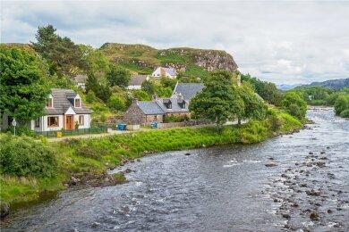 """""""Wo das Glück zu Hause ist"""" spielt in der eindrucksvollen Kulisse der schottischen Highlands."""