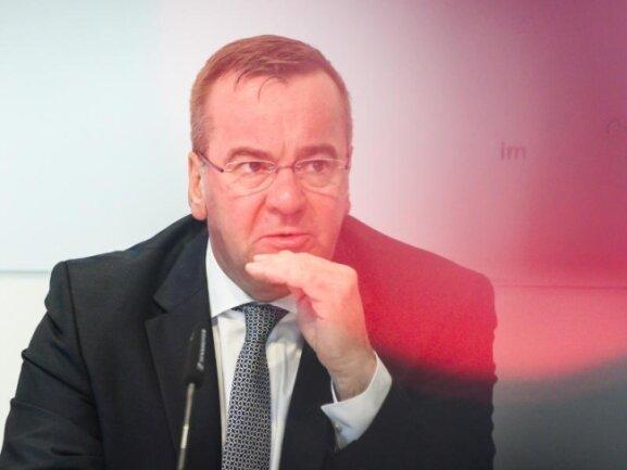 Boris Pistorius (SPD), Innenminister von Niedersachsen.