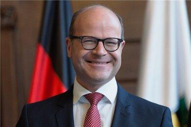 Oliver Schenk - Staatskanzleichef