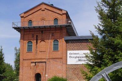 Im Heimat- und Bergbaumuseum in Reinsdorf soll die Ausstellung gezeigt werden.