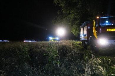 Am vergangenen Samstagabend waren 42 Feuerwehrkräfte im Einsatz, um den Vermissten zu suchen.