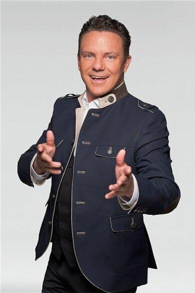 Seit langer Zeit präsent auf der Bühne: Stefan Mross.
