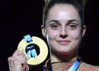 Pauline Schäfer ist Sportlerin des Jahres.