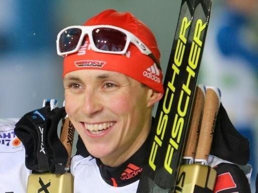 Eric Frenzel ist erneut Sportler des Jahres