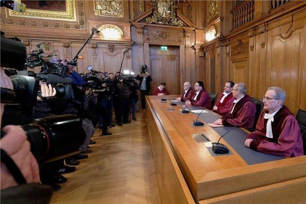 Mit Spannung erwartet wurde das Urteil, dass die Richter des Bundesverwaltungsgerichtes in Leipzig verkündeten.