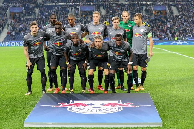 RB Leipzig ist die Mannschaft des Jahres in Sachsen.