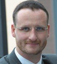Alexander Wolfsdorf: Der neue Chef der Stadthalle ist 29 Jahre alt.