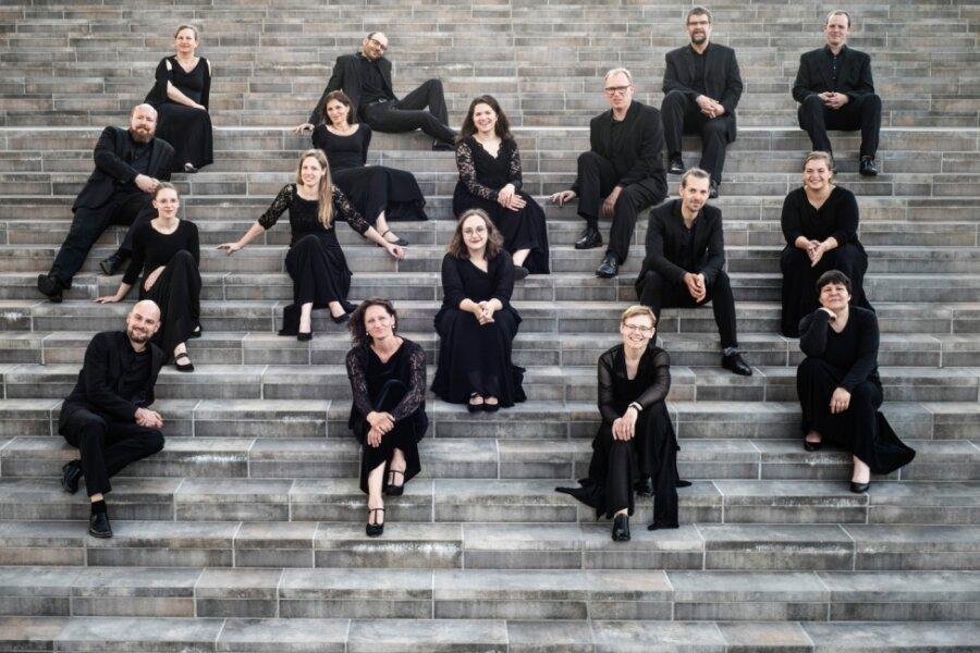 Dresdner Kammerchor gastiert in St. Georgen