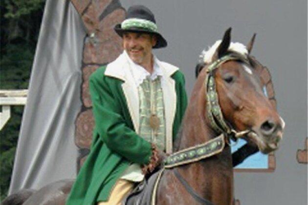 Steffen Wünsch als Christian II.