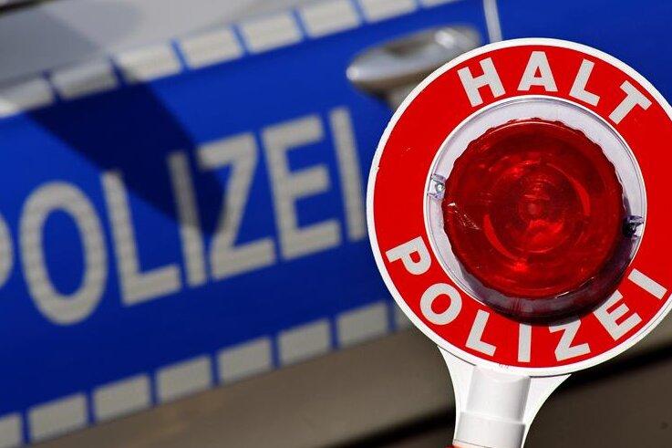 Zwickau: Polizei blitzt 835 Fahrzeuge