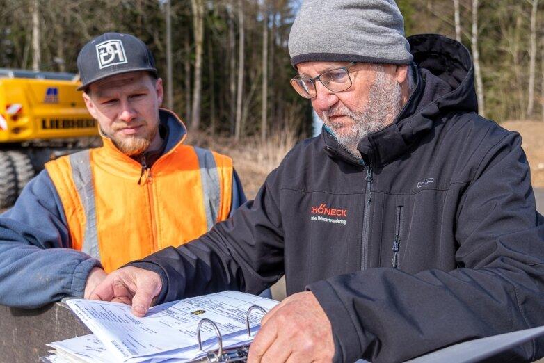 Höhenradweg: Baubeginn für neuen Abschnitt