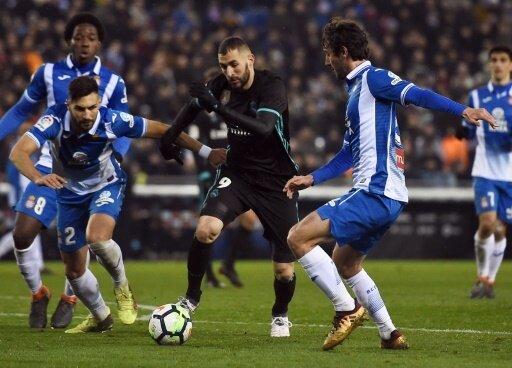 Real Madrid verliert bei Espanyol Barcelona 0:1