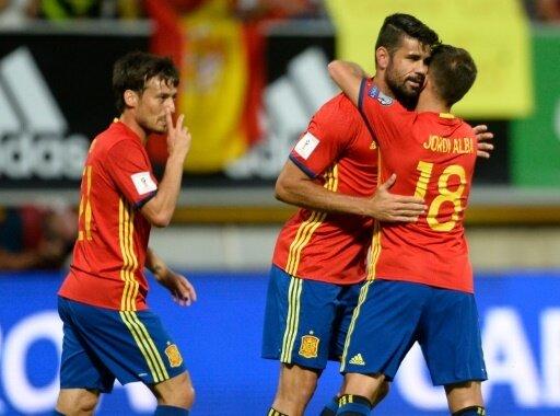 Spanien startet mit Kantersieg in die WM-Quali