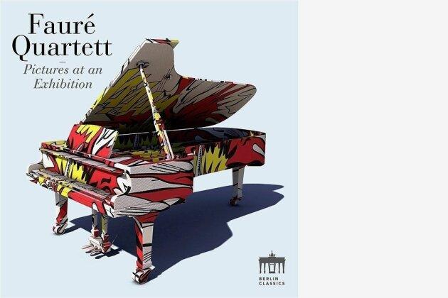 """Fauré Quartett: """"Pictures at an Exhibition"""""""