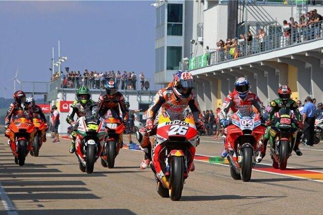 Die WM-Teams und der internationale Vermarkter sprachen sich dafür aus, dass der Grand Prix am Sachsenring bleibt.