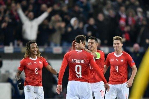 Die Schweiz deklassiert Belgien am Ende mit 5:2