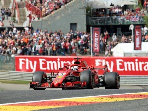 Vettel will mit Ferrari erstmals in Monza gewinnen