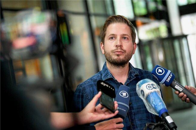 Will für Höheres kandidieren: Juso-Chef Kevin Kühnert.