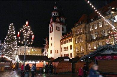 Zwar wird es kein Markttreiben im November geben, für den Dezember ist die Stadtverwaltung Chemnitz aber mit Händlern im Gespräch.